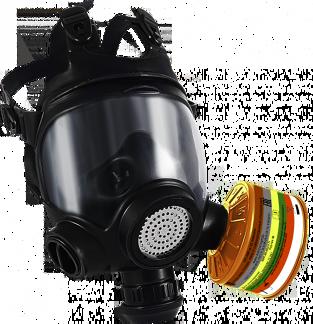 Гражданский противогаз ГП-21 ЭХМЗ