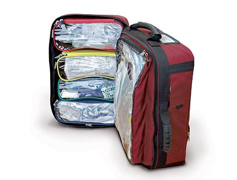 Набор реанимационный для оказания скорой медицинской помощи НРСП-02-«МЕДПЛАНТ» в рюкзаке медицинском универсальном РМУ-04 (по приказу № 549н МЗ РФ)