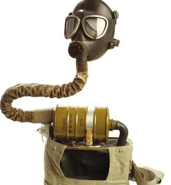 Изолирующий противогаз ИП-4МК