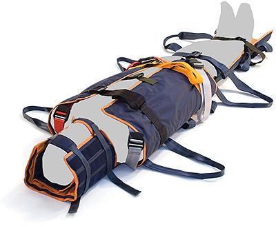 Носилки иммобилизирующие реечные складные НИРС-01
