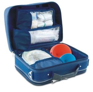 Набор для оказания неотложной помощи при эндогенных отравлениях НИСМПт-01-«Мединт-М» в сумке СМУ-01