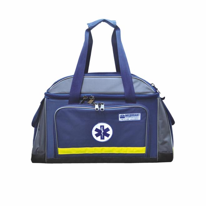 Набор спортивного врача НСВ01-«Медплант» в сумке СМУ-06