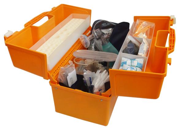 Набор реанимационный неонатальный для оказания скорой медицинской помощи НИРН-02-