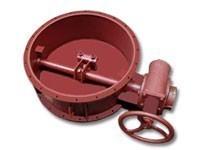 Герметические клапаны с ручным и электроприводом ГК-150, 200, 300, 400, 600, 800, 1000