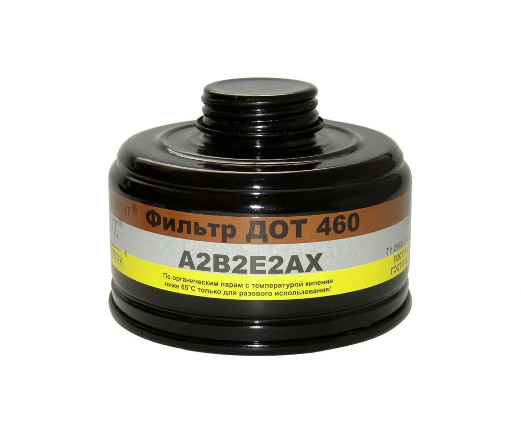 Фильтр для противогаза ДОТ 460