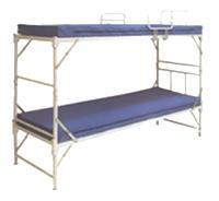 Кровать двухъярусная складная (КДС)