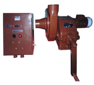 Электровентилятор ЭРВ 600/300