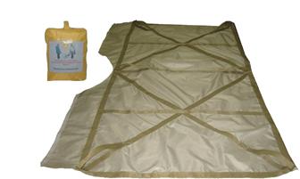 Носилки медицинские мягкие бескаркасные огнестойкие (огнезащитные) Шанс