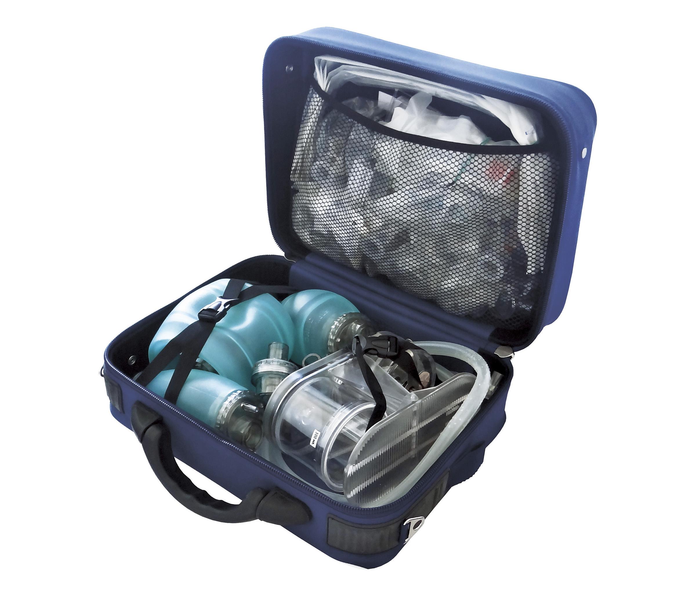 Аппараты дыхательные ручные