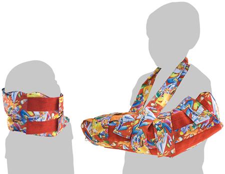 Комплект шин вакуумных транспортных детский КШВТд-01(к1)