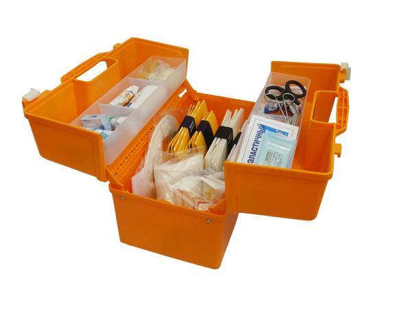 Набор травматологический для оказания скорой медицинской помощи НИТсп-01-«МЕДПЛАНТ» в футляре-саквояже УМСП-01-Пм/2