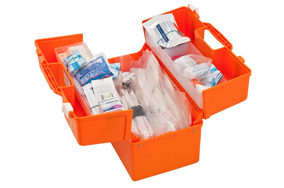 Набор травматологический для оказания скорой медицинской помощи НИТсп-02-